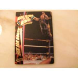 WWF 1995 Action Packed HIGH FLYERS OF THE RING Wrestling Card #42