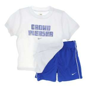 Nike Sports Baby Boys Crowd Pleaser2 Piece T Shirt and