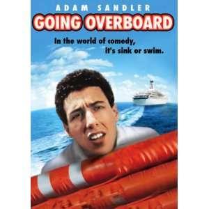 Overboard Adam Sandler, Billy Bob Thornton, Billy Zane, Burt Young