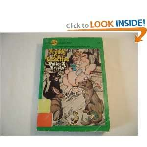 FREDDY THE DETECTIVE Walter R. Brooks Books