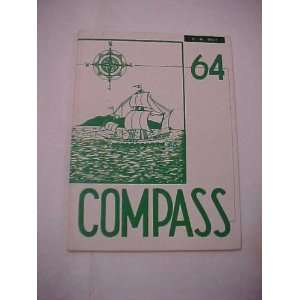 Anacapa Junior High School (Ventura,CA) Compass 1964