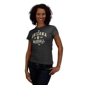 MLB Arizona Diamondbacks Womens Classic T Shirt Sports
