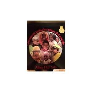 Canción de Todos los Niños del Mundo (Big Book edition
