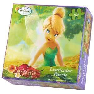 Disney fairies TinkerBell and the Lost Treasure 63 Piece