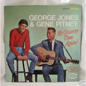 Its Country Time Again! George Jones, Gene Pitney Music