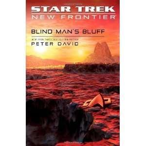 Blind Mans Bluff (Star Trek New Frontier, No. 18) (No