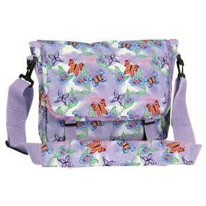 Childs Messenger Bag by Wildkin   Butterfly Toys & Games