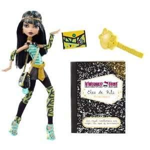 Monster High Cleo De Nile Doll Toys & Games