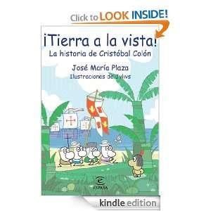 Tierra a la vista (Espasa Juvenil) (Spanish Edition) José María