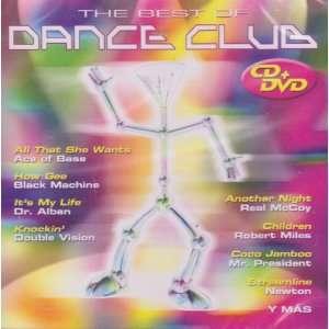 The Best of Dance Club  Cd+dvd 100 Anos De Musica Music