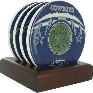 Steiner Sports NFL Dallas Cowboys Texas Stadium Coaster