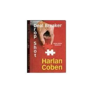 Deal Breaker & Drop Shot [Hardcover] Harlan Coben Books
