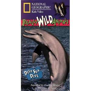 Really Wild Animals Deep Sea Dive [VHS] Really Wild Animals Movies