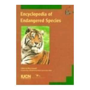 Encyclopedia Endangered Species V1 (Encyclopedia of Endangered Species