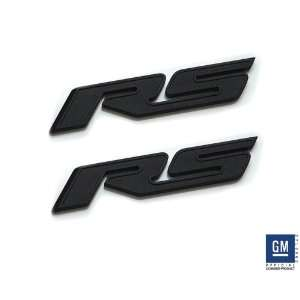 Rex 6910031 Defenderworx Black Billet GM Licensed RS Logo Automotive