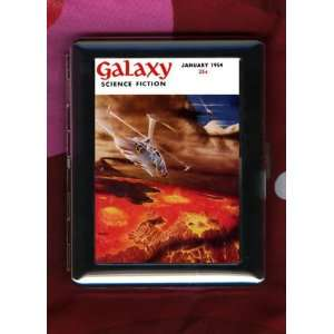 Galaxy Science Fiction Fantasy Cover Art Vintage ID