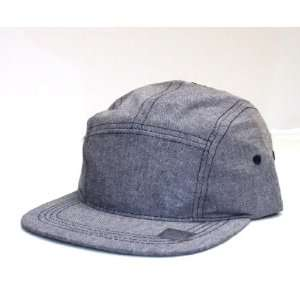 Cn150 City Hunter 5 Panel Chambray with Plastic Adjustable
