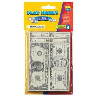 Set of 144 Jumbo Real ing Fake Play Money Toys