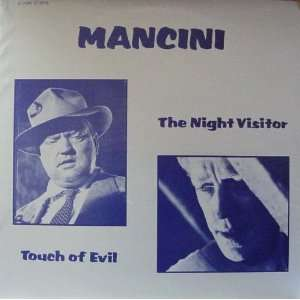 TOUCH OF EVIL / NIGHT VISITOR (ORIGINAL SOUNDTRACK LP