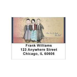 Hear No Evil Address Labels Office Products