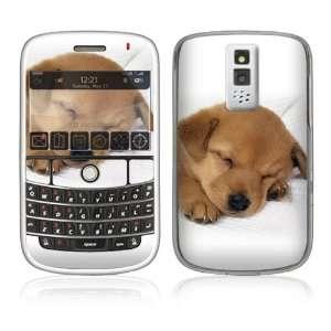 BlackBerry Bold 9000 Decal Vinyl Skin   Animal Sleeping