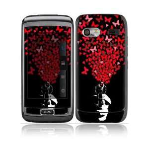 LG Vu Plus (GR700) Decal Skin   The Love Gun Everything Else