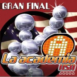 Lo Mejor De La Academia   Gran Final [CD on Demand