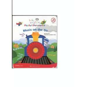 Music on the Go (Baby Einstein Playful Discoveries, Music on the Go