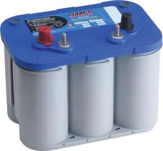 Optima Batteries D34M 12 Volt Blue Top Starting & Deep Cycle Battery