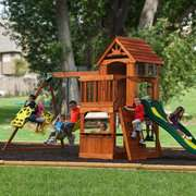 Toys Outdoor Play Swing Sets