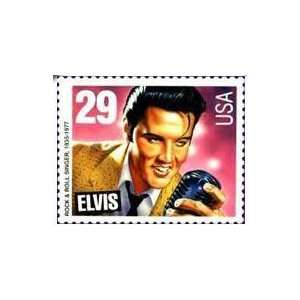Elvis 550 Piece Puzzle USA 29 Cent Stamp Rock & Roll Toys