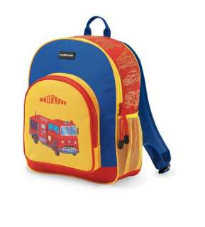 Crocodile Creek Kids Backpack (Fire Truck)  #4644 1  Shop at BagKing