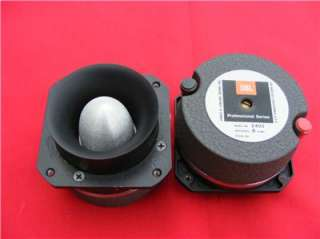 JBL BULLET TWEETER DRIVER SPEAKER 2402 / PAIR JBL SPEAKERS TWEETERS