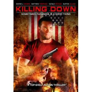 Killing Down: Sheree J. Wilson, Matthew Tompkins, Julio