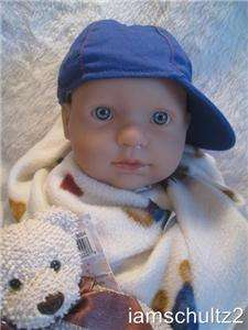 20 Lifelike Angel Face Berenguer Newborn Baby Doll For Reborn or Play