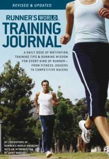 Runners World Training Journal