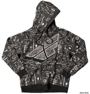 Fly Racing Reverse A Billy Hoodie 2012  Buy Online
