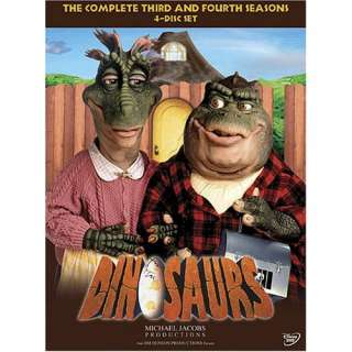 Complete Seasons Series 3 & 4 DVD Box Set   BRAND NEW & SEALED