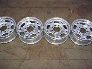OEM Duramax Wheels Chevy Silverado 2500HD GM Rims 4x4 HD GMC Diesel LT
