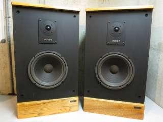 advent prodigy 2 way floorstanding speakers pair. Black Bedroom Furniture Sets. Home Design Ideas