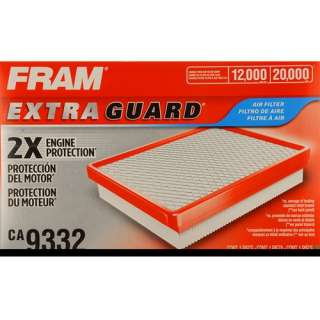 FRAM Extra Guard CA9332 Air Filter Automotive