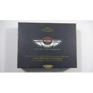 Hallmark Keepsake Ornament Harley Davidson 100 Year Anniversary
