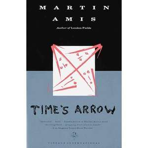 times arrow by martin amis Amis this time writes about tod friendly, aka john young, aka odilo unverdorben—a doctor with a chilling past no one knows about: he was a medical experimenter under mengele at auschwitz.