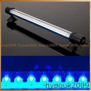 30 LED Blue Lighting Aquarium Fish Tank Light Bar Lamp
