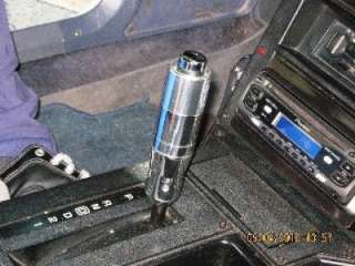 UNIVERSAL BILLET AUTOMATIC AT SHIFT KNOB CHEVY CAMARO