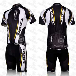 2012 New Cycling Bicycle Suit Wear Jersey+Shorts Bike Racing Clothing