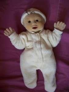 Retired BABY Boy or Girl Infant Full Body Hand Puppet HTF RARE