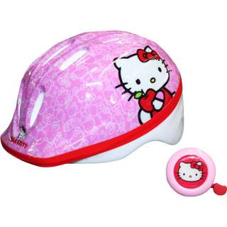 Hello Kitty Toddler Bike Helmet with Bell