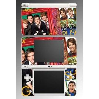 Big Time Rush BTR Band James Game Vinyl Decal Skin Protector Cover 5