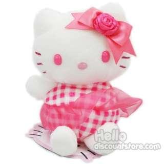 Hello Kitty Pink eye TuTu Bean Doll  Check